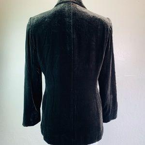 Lafayette 148 New York Other - Lafayette Dark Olive Velvet Suit Size 12